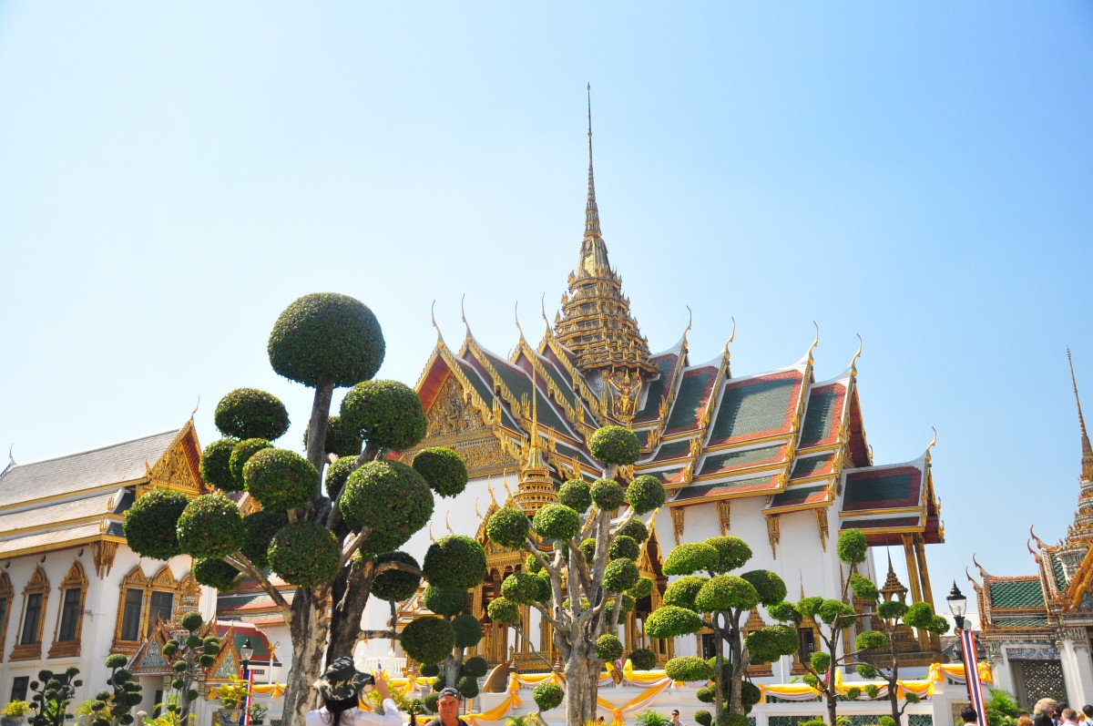 Bangkok Travel Diary