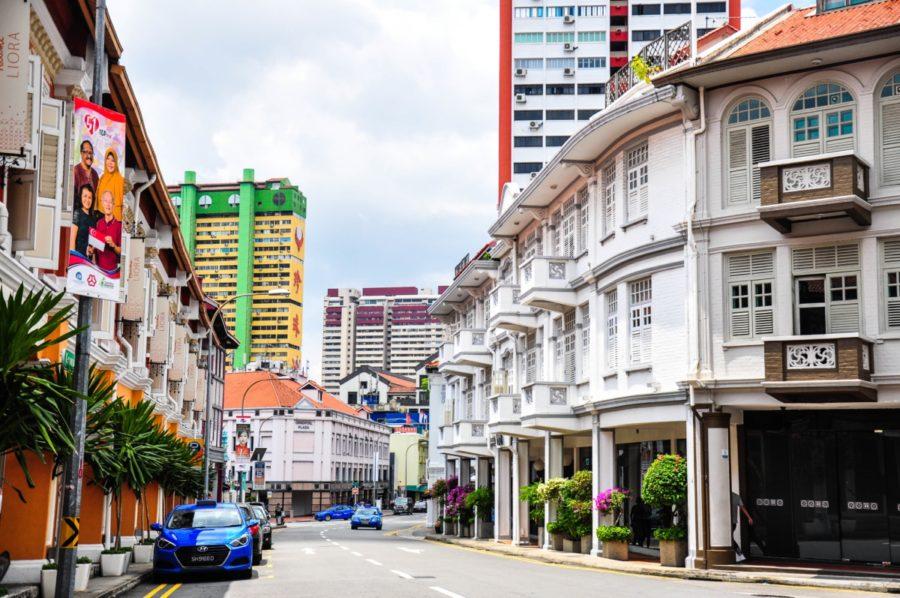 Singapore Travel Diary