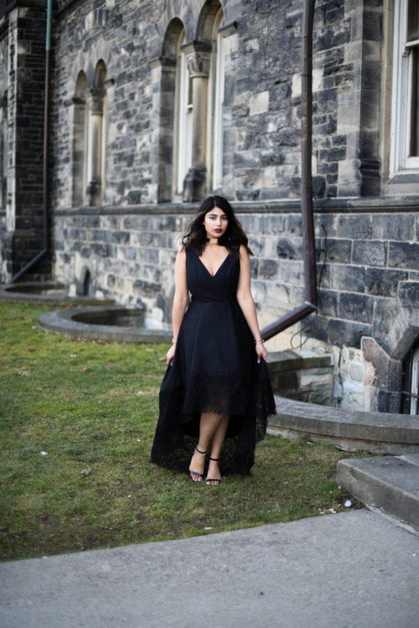 Melanie Lyne Prom Dress